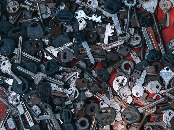 Automotive Keys | Wynns Locksmiths | 24/7 Locksmiths Melbourne