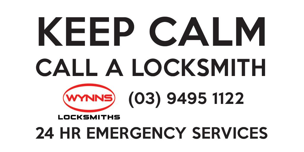 24 Hour Emergency Locksmith Services - Wynns Locksmiths Preston