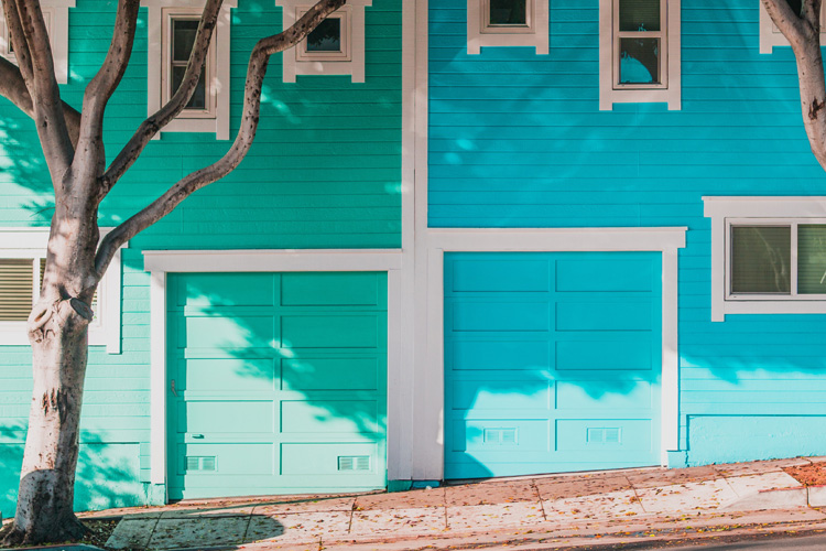 5 tips for garage door security