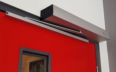 Automatic door closer, automatic security with ease.