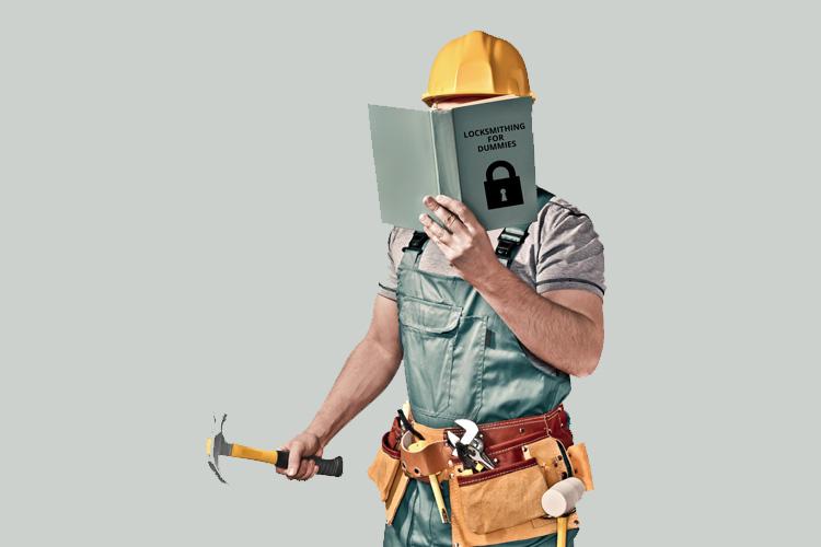 Locksmith vs Handyman