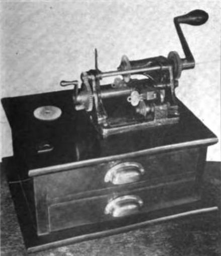 Locksmith Facts - First key duplicator machine 1917 | Wynns Locksmiths